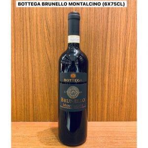 Bottega Brunello di Montalcino