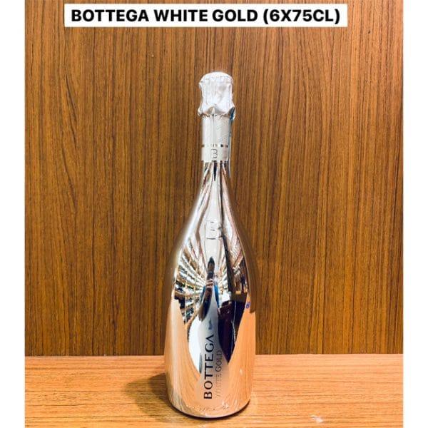 Bottega White Gold